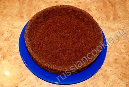 пирог с курагой и черносливом шаг 2